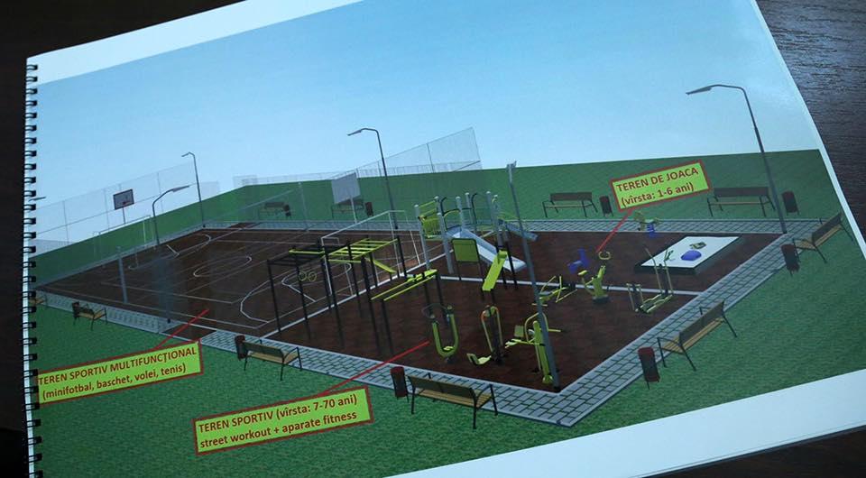 По инициативе президента в 300 городах и селах Молдовы построят спортивные комплексы (ВИДЕО)
