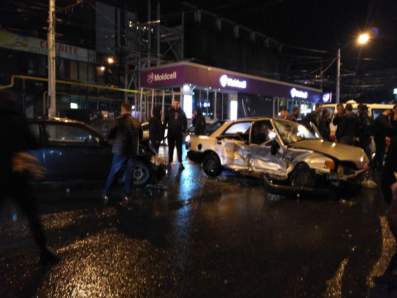 Жуткое ДТП произошло минувшим вечером на Рышкановке (ФОТО)