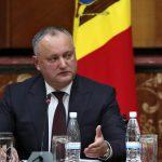 Игорь Додон призвал оставить политические амбиции и разногласия ради спасения Кишинева