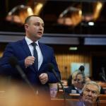 Батрынча на заседании ПАСЕ: Украинский закон об образовании должен быть отменен и пересмотрен