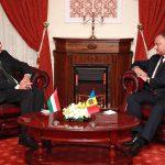 Президент выступил за активный политический диалог между Молдовой и рядом стран (ФОТО)