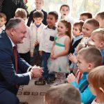Еще один детсад Молдовы получил помощь от благотворительного фонда первой леди
