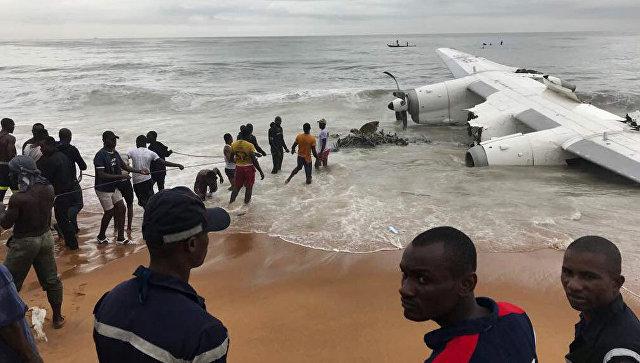 СМИ: В крушении самолета над Африкой погибли четверо и ранены двое молдаван (ФОТО, ВИДЕО)