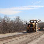 Одну из важнейших региональных трасс Молдовы модернизируют