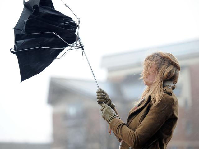 Жителей Приднестровья предупредили о шквалистом ветре