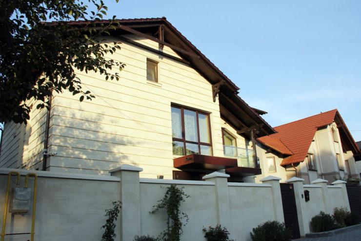 Люксовый дом, в котором живут двое чиновников примэрии, показали на видео