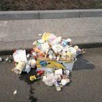 Кишиневцы оставили после празднования Дня города 1300 кубометров мусора