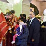 Додон: Буду и дальше активно выступать за укрепление позиций церкви в Молдове