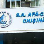 График работы «Apă-Canal Chişinău» изменён в связи с зимними праздниками