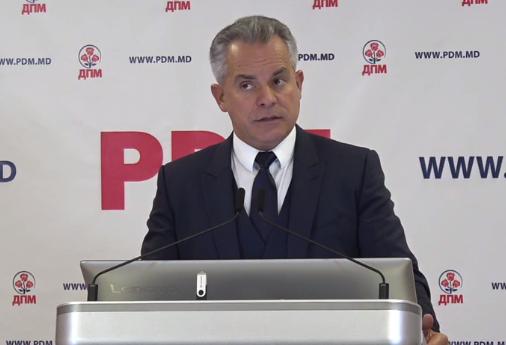 Плахотнюк призвал к сотрудничеству партии правого фланга и объявил своими врагами социалистов