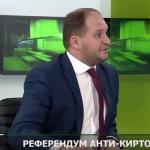 Чебан подробно рассказал, как будет проходить референдум по отставке Киртоакэ (ВИДЕО)