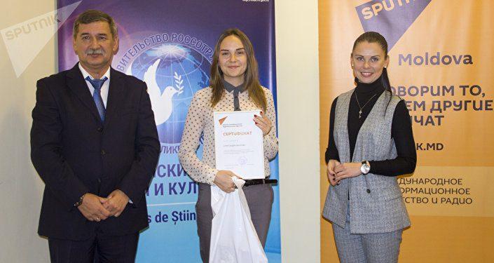 Состоялся первый выпуск Школы инновационной журналистики Sputnik в Тирасполе