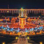 Новогодние праздники в Кишиневе «переезжают» на улицу 31 августа