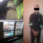 Задержанный в Кишиневе серийный грабитель попал на видео