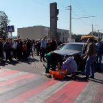 Жители Приднестровья требуют наказать водителя Lexus, насмерть сбившего школьницу (ВИДЕО)