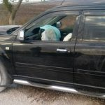 В Штефан-Водэ водитель внедорожника врезался в грузовик