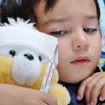 Число заболеваний ОРВИ среди детей за неделю выросло на 70%