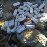 Свалка медицинских отходов в больнице Новых Анен привлекла внимание минздрава