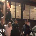 Полсотни итальянских полицейских было брошено на задержание семерых молдаван (ВИДЕО)