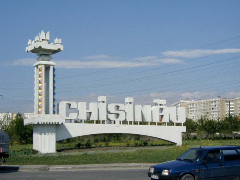 Кишинев вошел в топ-9 популярных автобусных направлений из России