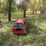Трое подростков в Крикова угнали автомобиль ради забавы (ВИДЕО)