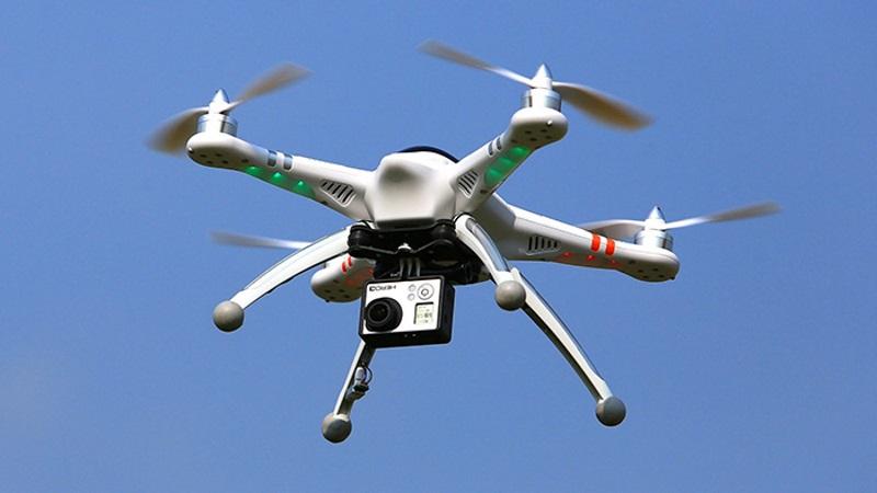 Владельцев дронов могут оштрафовать на сумму в 25 тысяч леев за незаконную видеосъемку
