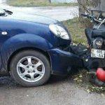В Бричанском районе мотоциклист погиб после ДТП с автомобилем