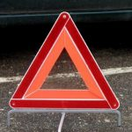 Ночная авария на Виадуке: столкнулись 4 авто (ВИДЕО)
