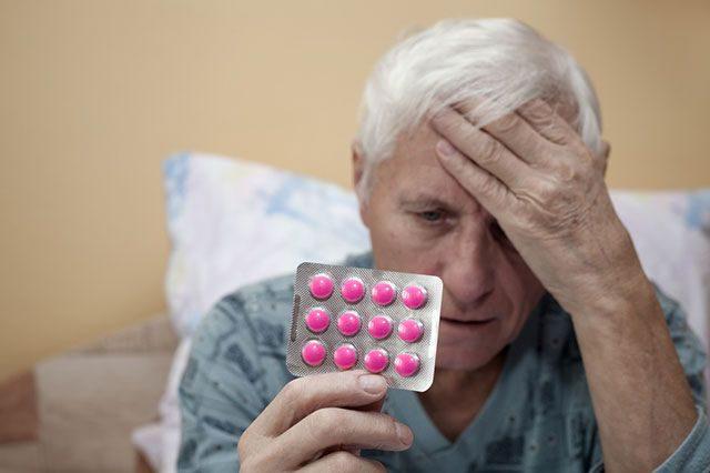 Сбить температуру до смерти. Лекарства от простуды могут вызвать инфаркт