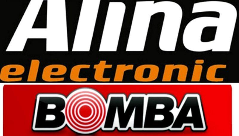 Решено: BOMBA «поглотит» все магазины Alina Electronic