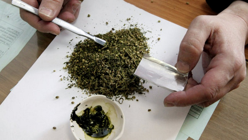 Приднестровец хранил марихуану в квартире родственников, за которой присматривал в их отсутствие