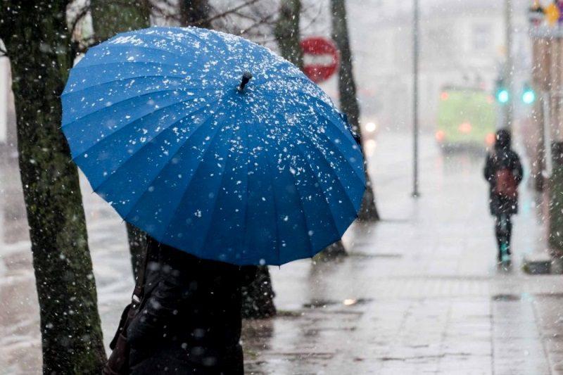 Тепло и дождливо: на выходных ожидается неустойчивая погода