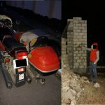 Житель Колоницы угнал у односельчанина мотоцикл, чтобы «покататься» (ВИДЕО)
