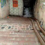 Жительница столицы призвала кишиневцев помочь бездомному, проживающему в подземном переходе на Буюканах