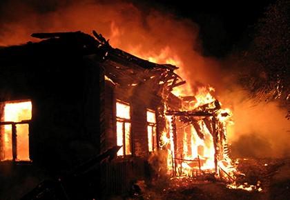 Жительница Оргеева сгорела заживо в своем доме