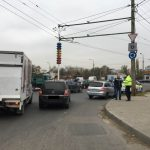 За последние двое суток в столице произошло 69 аварий: 8 человек пострадали