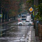 Патрульные инспекторы выступили с рекомендациями в связи с плохими погодными условиями