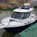 Румынские пограничники оставили молдаванина без улова и лодки (ФОТО)