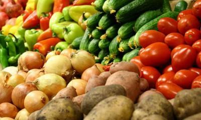 Цены на некоторые овощи и фрукты на Центральном рынке упали