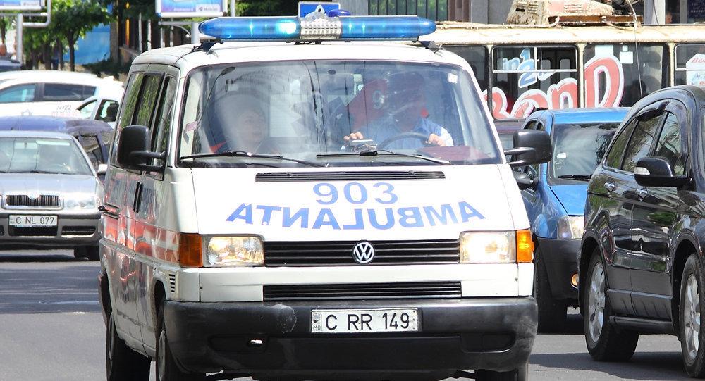 Только 5 машин скорой помощи в Молдове отвечают всем требованиям