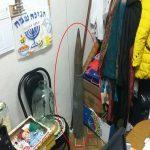 В подвале столичного жилого дома обнаружен снаряд времен ВОВ (ВИДЕО)