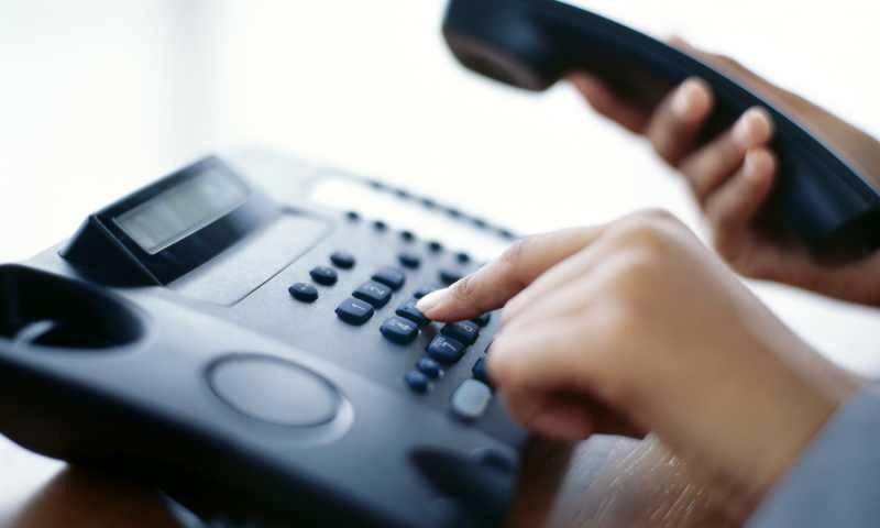 Количество пользователей фиксированной телефонии сократилось до 1,1 миллиона