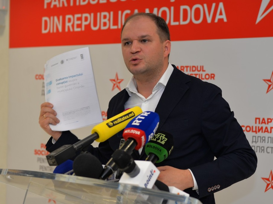 Чебан: Следует понимать, что Фляш, Молдовану, Грозаву и Кулев станут доверенными лицами Раду в предвыборной кампании? (ВИДЕО)
