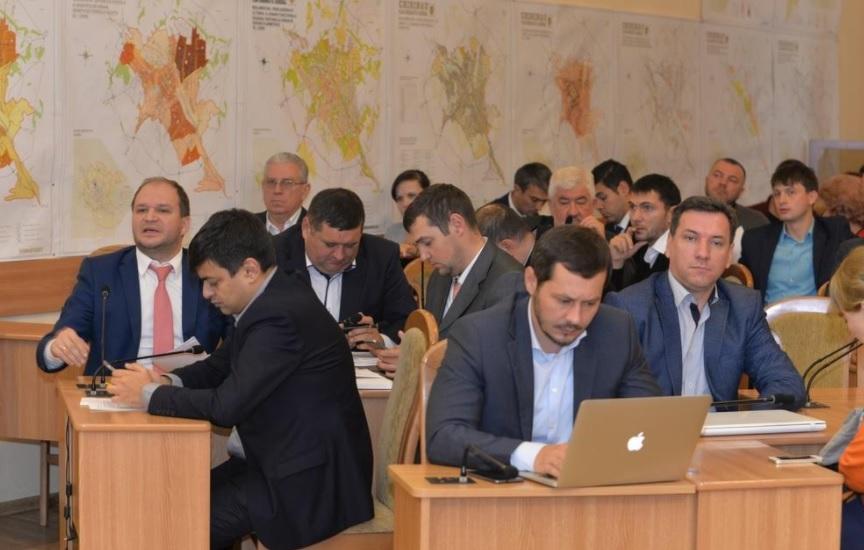 Мунсовет проголосовал за проекты социалистов по решению проблем в социальном секторе (ВИДЕО)