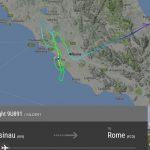 Непогода в Италии заставила самолет Air Moldova кружить над Римом (ФОТО, ВИДЕО)