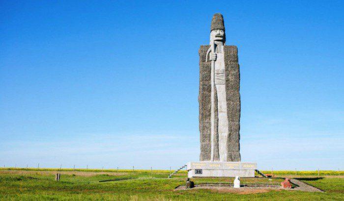 Статуя молдавского пастуха в Одессе включена в Книгу рекордов Гиннесса (ФОТО)