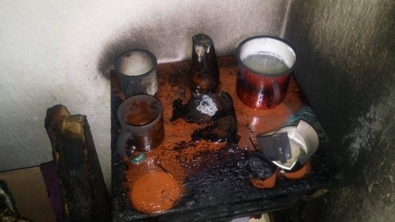 В Кантемирском районе мужчина скончался при пожаре в своем доме