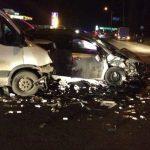 В серьезном ДТП в Оргеевском районе пострадали священники