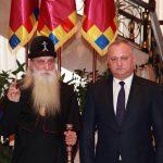 На встрече с Митрополитом Корнилием президент пообещал поддержку молдавской общине старообрядцев (ФОТО)