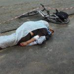 В Хынчештском районе был насмерть сбит велосипедист
